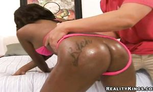 Dazzling gazoo gal Candice Nicole rides a thick rod like a professional cowgirl