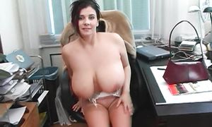 Topnotch busty girl loves getting her soaking wet pussy plowed deeply
