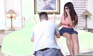 Voracious ass dark-haired Mia Khalifa is ready for some intense and hot sex