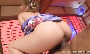 Plowing nasty big breasted girl Tia is something that all men desire to do