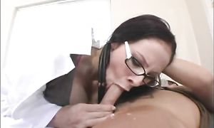 Bizarre perfection Gianna Michaels with huge natural tits presents her tasty juice cherry