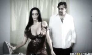 Foxy Ava Addams and paramour decided to make a hardcore episode